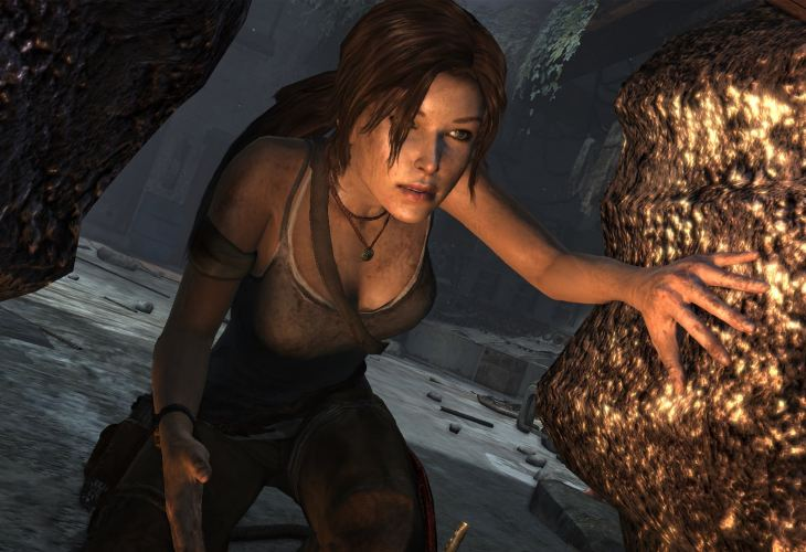 PS4 Tomb Raider- Definitive and Xbox One indistinguishable