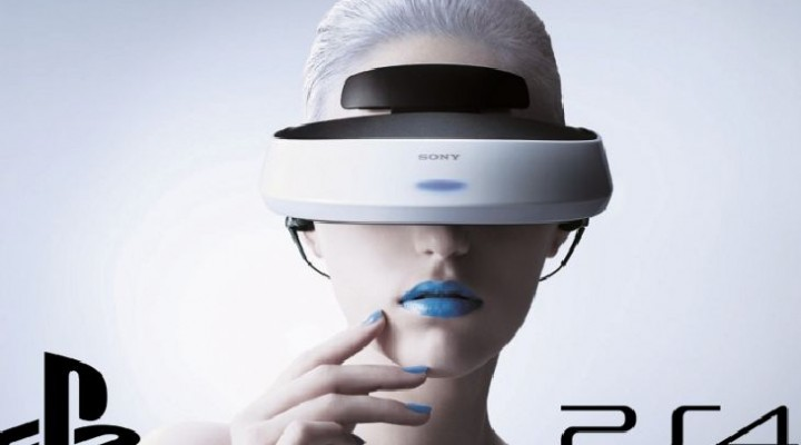 Sony virtual reality prototype GDC unveil