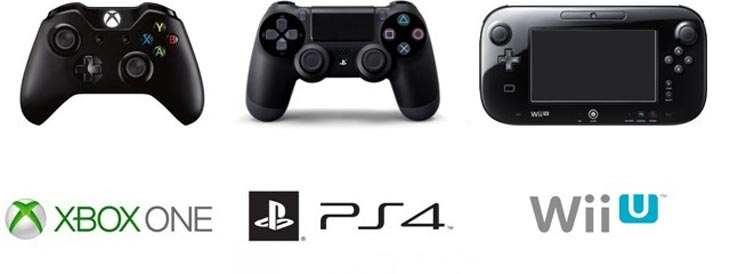 PS4-controller-vs-Xbox-One-and-Wii-U-gamepad