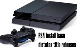 PS4 install base dictates GTA V, SingStar release