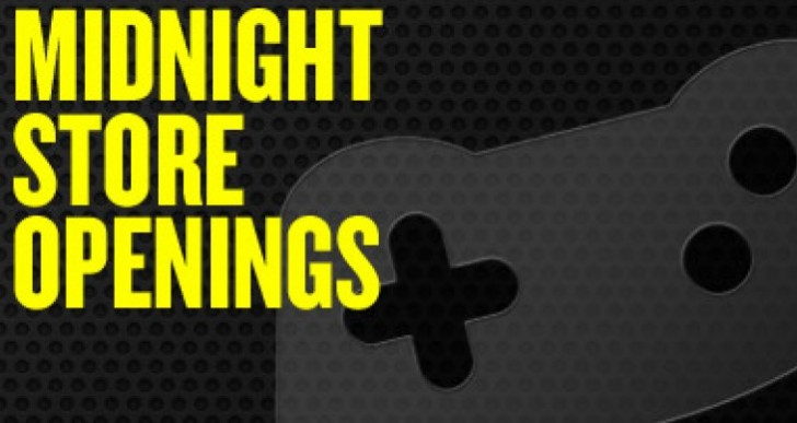 PS4 midnight launch locations for Best Buy