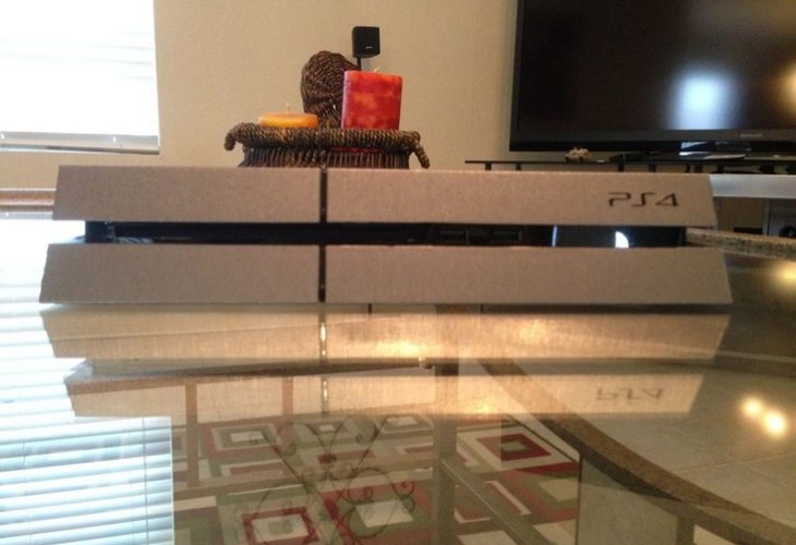 PS4 mod features new design