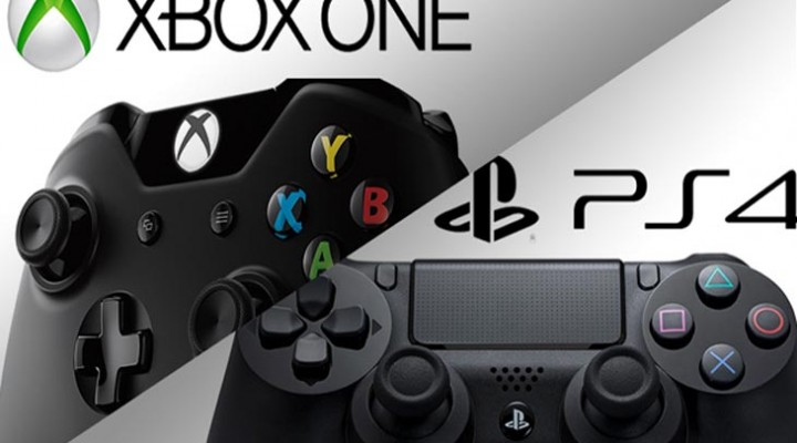 PS4 vs. Xbox One pre-order game numbers