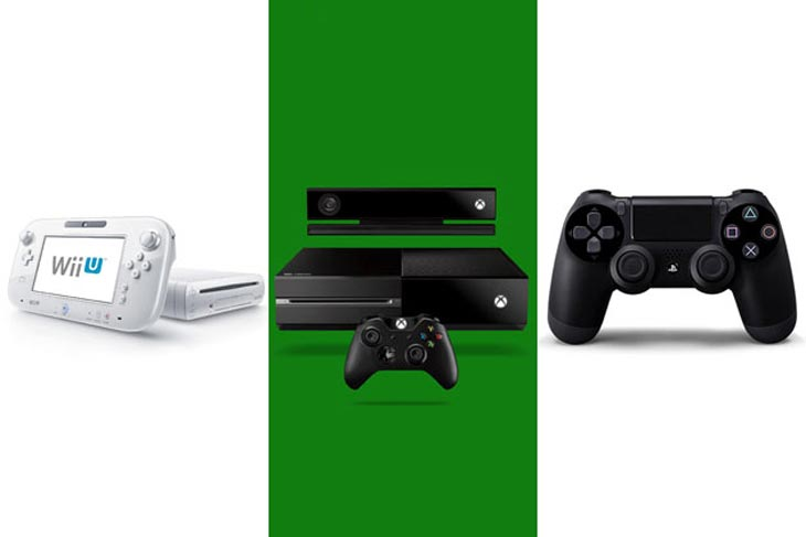 PS4 vs. Xbox One and Wii U, early review of usage ...  PS4 vs. Xbox On...