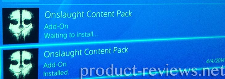 PS4-waiting-to-install-COD-content-pack