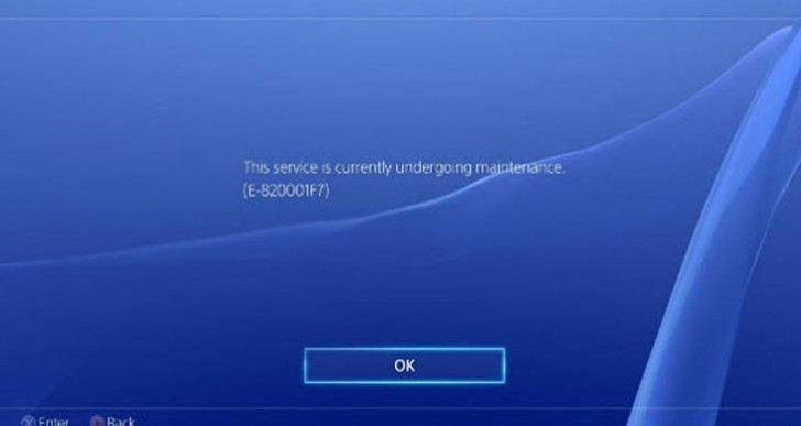 PSN sign in and store status, down on June 13