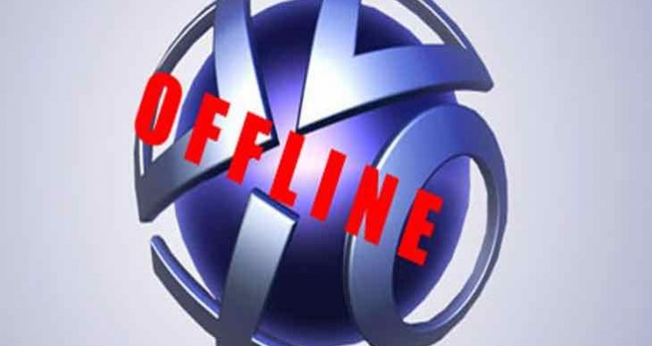 PSN status goes red with PS4 services down
