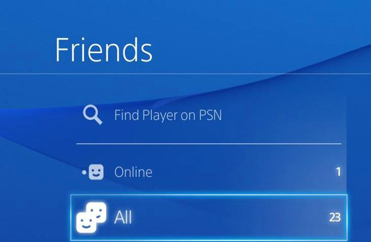 PSN-friends-list