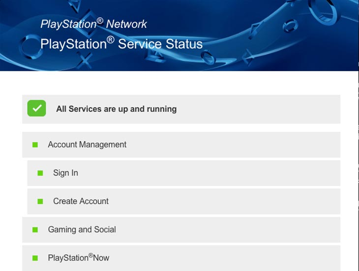 PSN maintenance scheduled for Monday, March 23