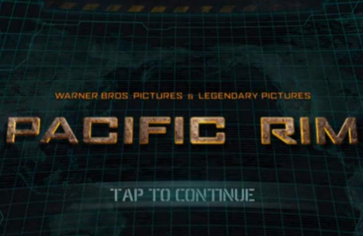 Pacific Rim HD game trailer plus gameplay