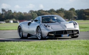 Pagani Huayra gains coveted Top Gear title, at a price