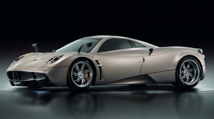 Pagani Huayra roadster and special editions before successor