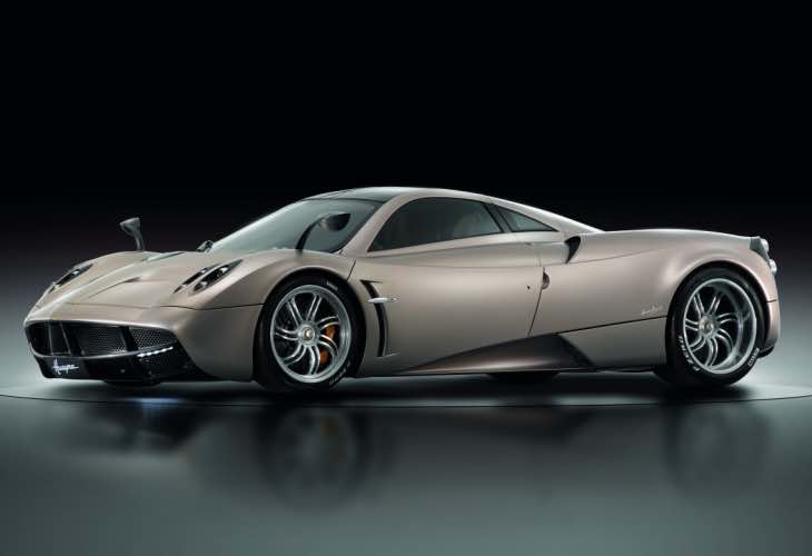 Pagani Huayra roadster and special editions