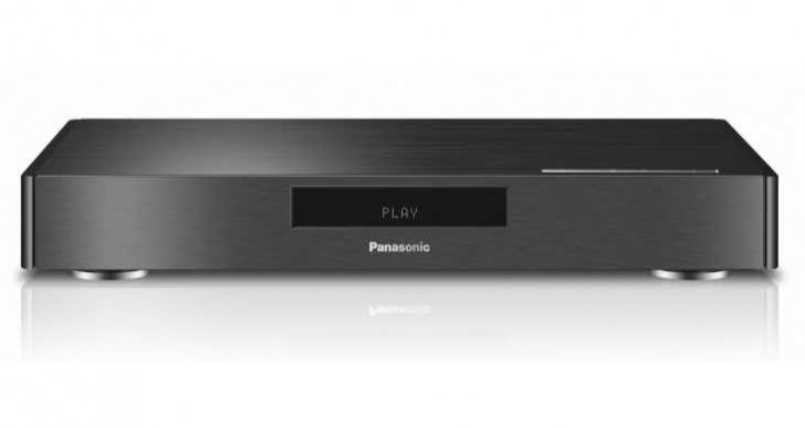 Panasonic 4K Blu-ray player reviews from CES 2015