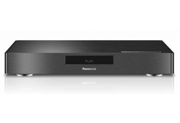 Panasonic 4K Blu-ray player