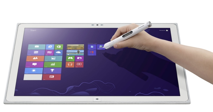 Panasonic Toughpad UT-MB5 tablet with 4K potential