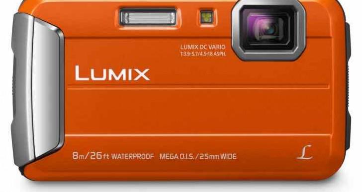 Panasonic Lumix Waterproof TS30 Tough Camera specs