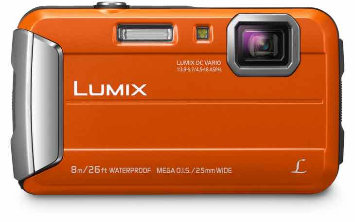 Panasonic Active DMC-TS30 Lifestyle Tough Camera specs