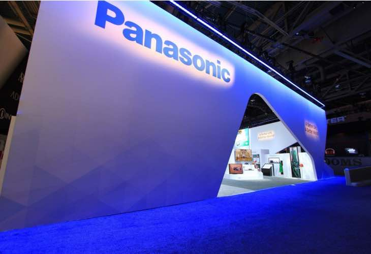 Panasonic CES 2016 lineup during Press Conference