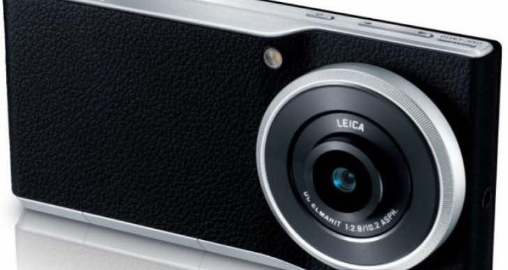 Panasonic CM10 camera differences to CM1 specs