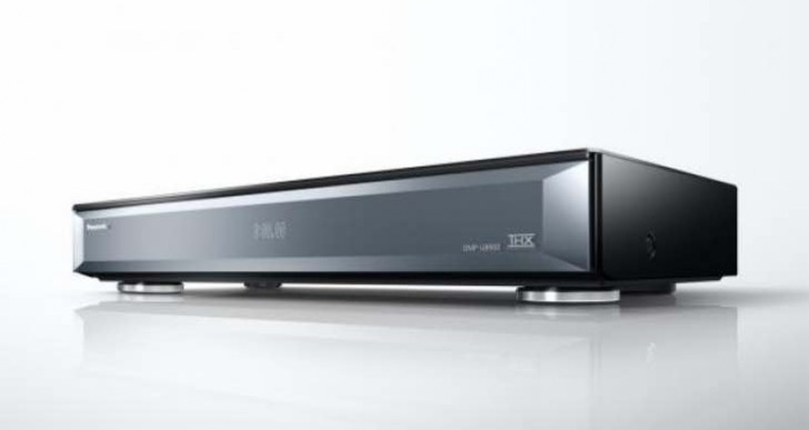 Panasonic DMPUB900 UHD Blu-ray player release date