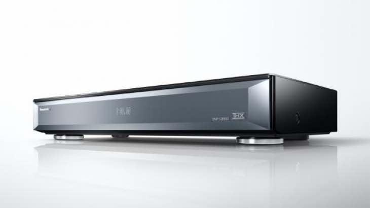 Panasonic DMPUB900 UHD Blu-ray player release date