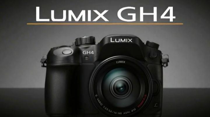 Panasonic GH4 4K DSLR camera video