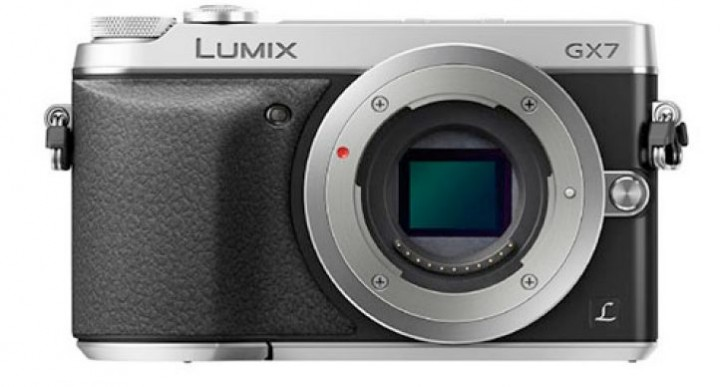 Panasonic GX7 eye candy and specs disclosure