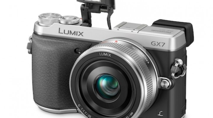 Panasonic GX7, rumors of specs confirmed