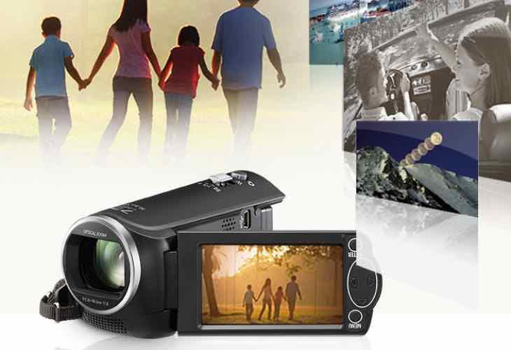 Panasonic HC-WX970 Camcorder specs