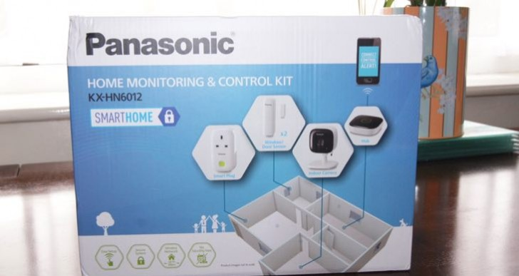 Panasonic Home Monitoring & Control Kit hands-on review