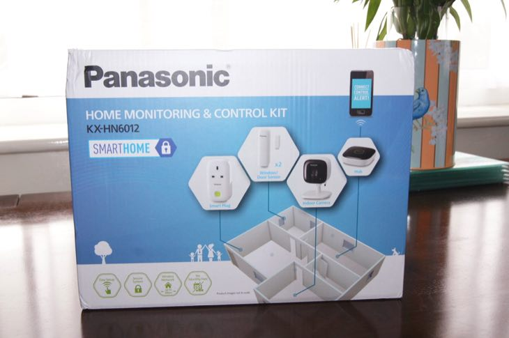Panasonic Home Monitoring Control Kit KX-HN6012