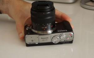 Panasonic Lumix DMC-GF6 camera in preview