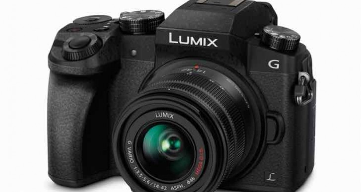 Panasonic Lumix G7 attributes, price and availability