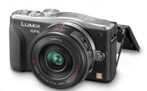 Panasonic Lumix GF6 vs. GF5 – Features compared