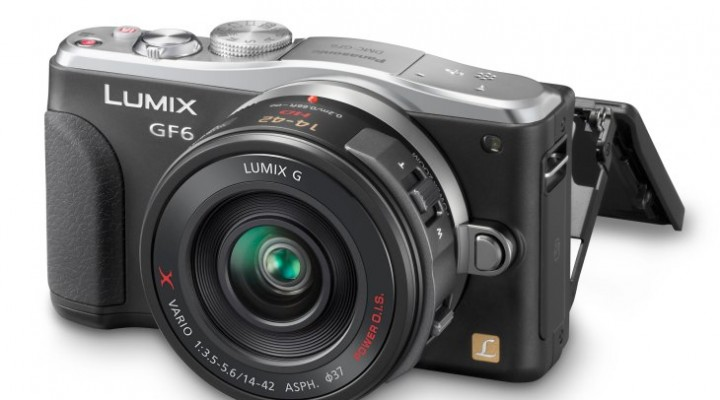Panasonic Lumix GF6 vs. GF5 – Features compared