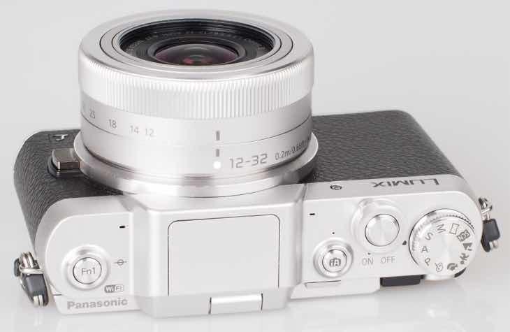 Panasonic Lumix GF7 specs