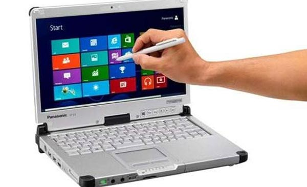 Panasonic Toughbook C2 to release with Windows 8 Pro