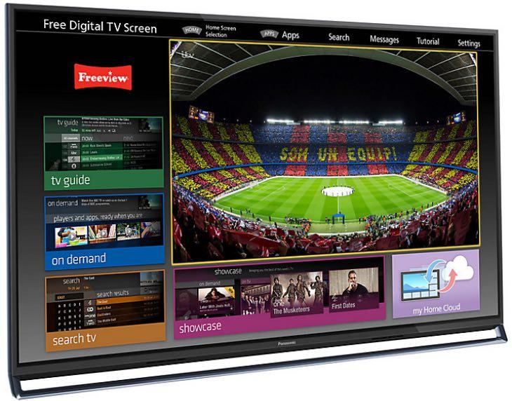 Panasonic Viera TX-50AX802B 4k TV