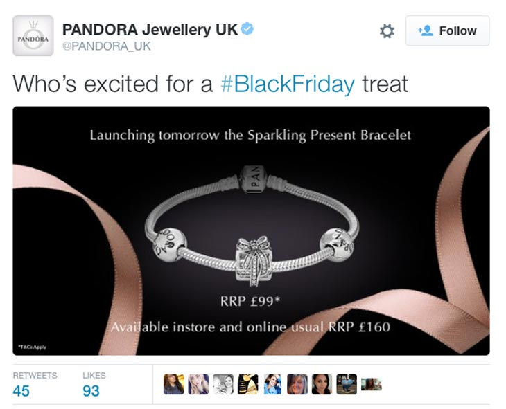 Pandora-Sparkling-Present-bracelet