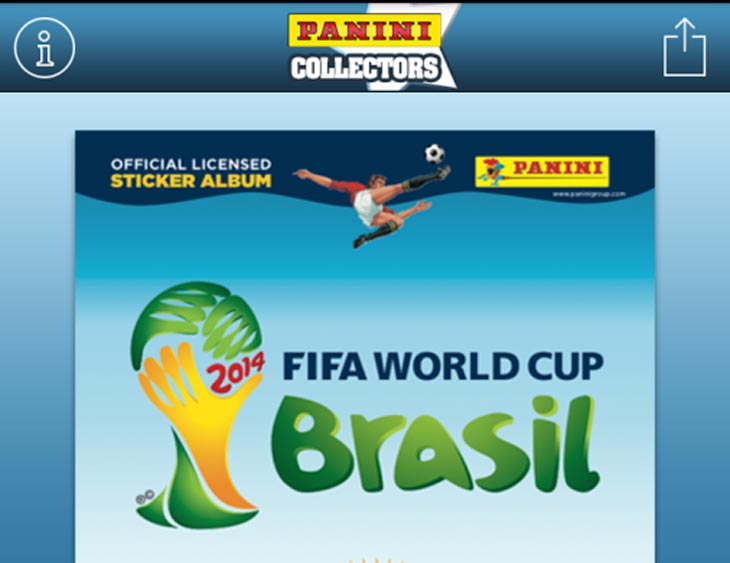 Panini-Collectors-app-android