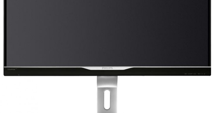 Philips launch two 21:9 ultra res UWHD displays