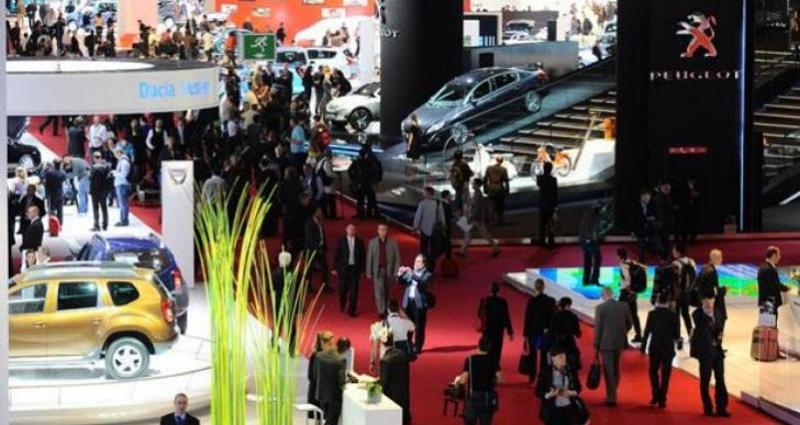 Paris Motor Show 2014 day 1: Best of the bunch