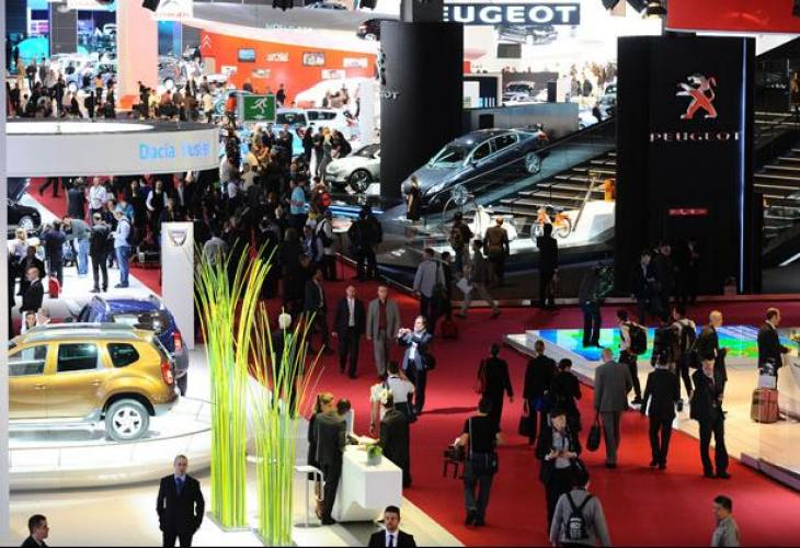 Paris Motor Show 2014 day 1- Best of the bunch