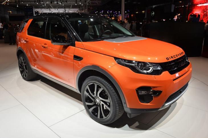 Paris Motor Show 2014 day 1