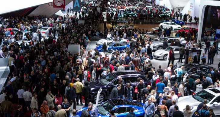 Paris Motor Show 2014 tickets – prices and dates