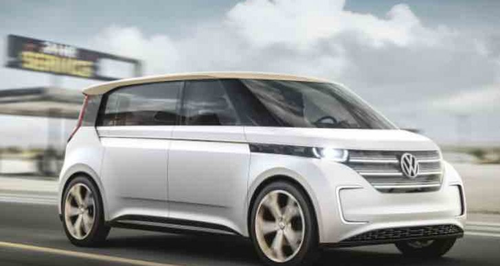 Paris motor show Volkswagen debuts includes new Tesla rival