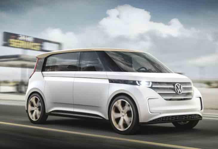 Paris motor show Volkswagen debuts