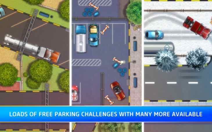 Parking Mania app updated