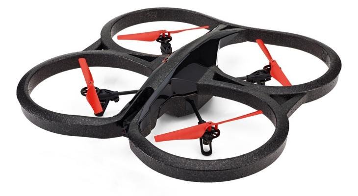 Parrot AR.Drone 2.0 Power Edition Quadricopter for Father's Day